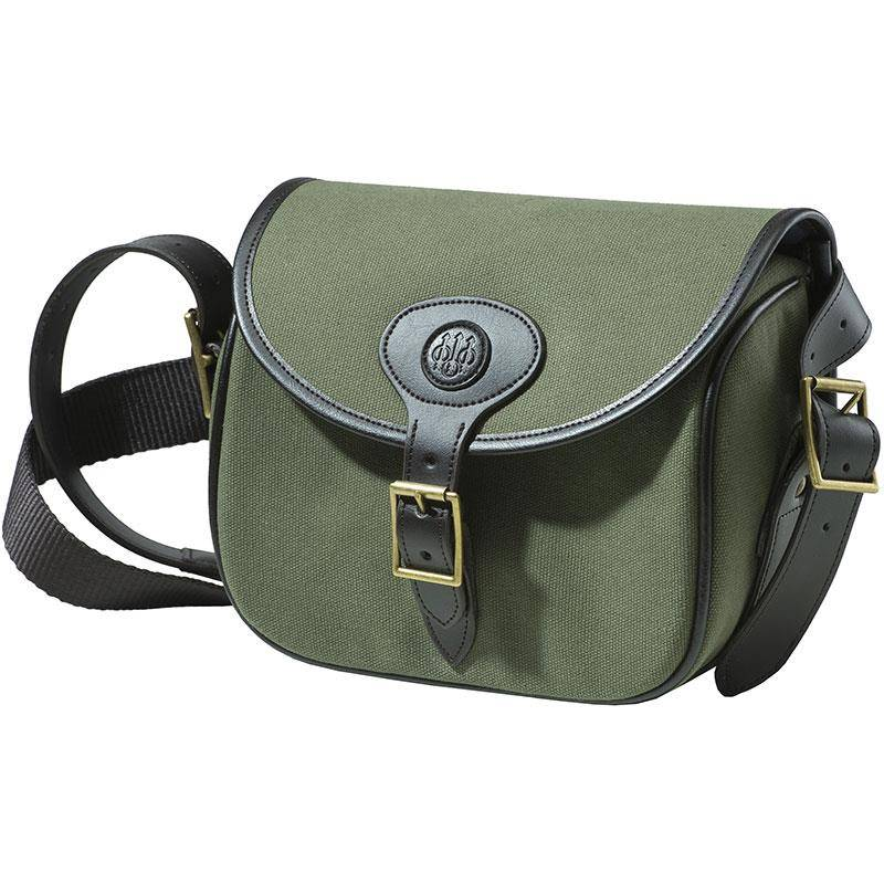 Cartouchiere Beretta Terrain Green Cartridge Bag English