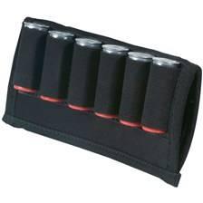 Cartouchiere de crosse roc import 6 tubes avec passant ceinture