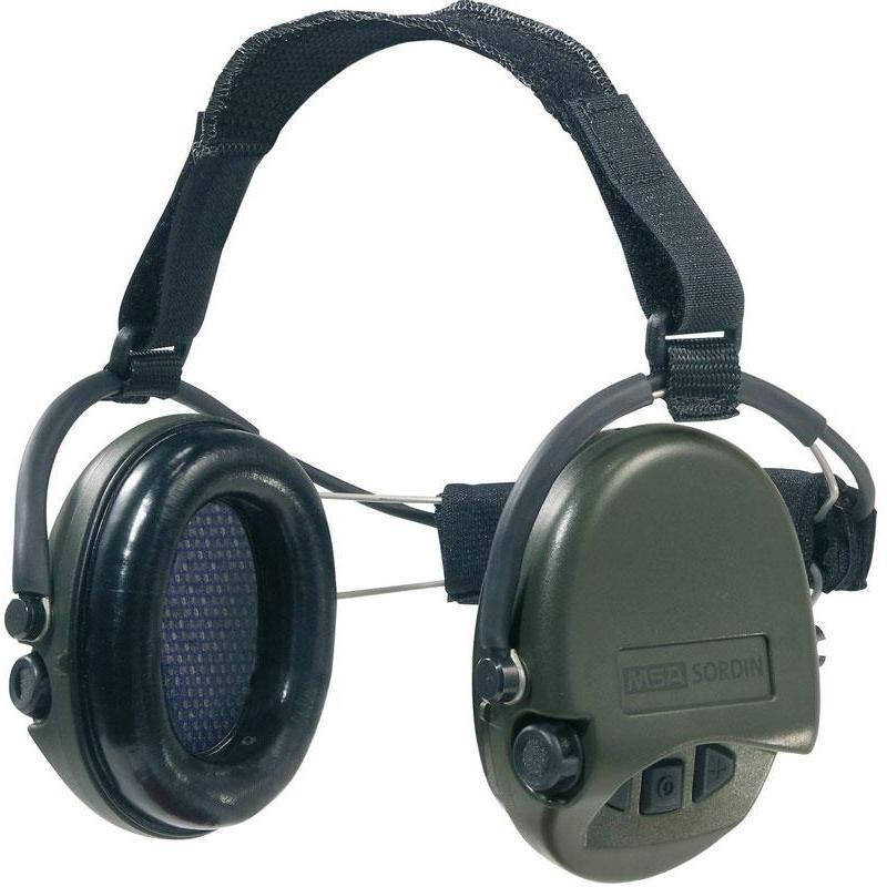 Casque Amplificateur Msa Supreme Pro Neckband