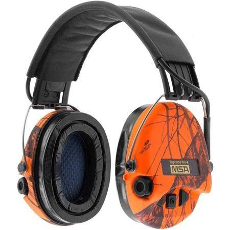 Casque Amplificateur Msa Supreme Pro-X - Orange