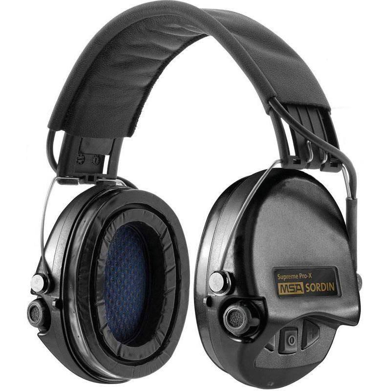 Casque Amplificateur Msa Supreme Pro-X