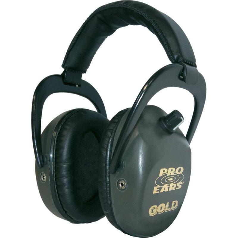 Casque Amplificateur Roc Import Pro Ears Stalker Gold - Vert