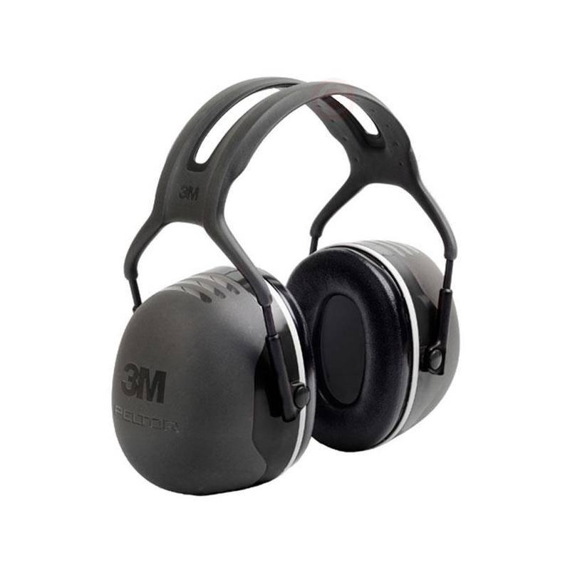 Casque Anti Bruit Peltor 3M X5 - Noir
