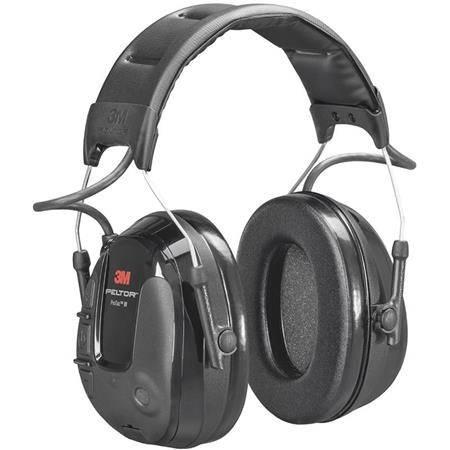 Casque Anti Bruit Peltor Protac Iii Slim - Noir