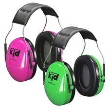 Casque enfant anti bruit traditionnel peltor kid