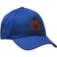 Casquette homme beretta patch cap - bleu