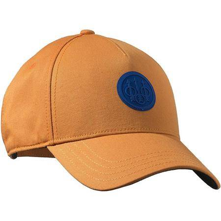 CASQUETTE HOMME BERETTA PATCH CAP - ORANGE