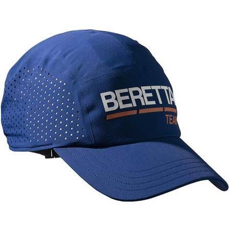CASQUETTE HOMME BERETTA TEAM CAP - BLEU