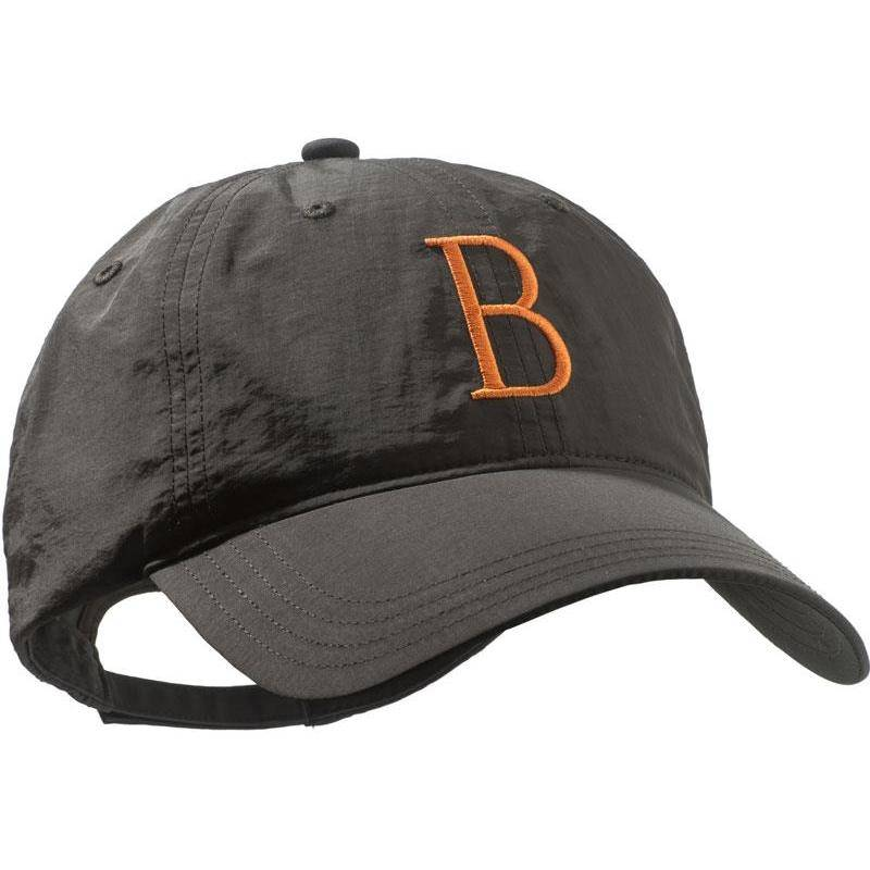 CASQUETTE HOMME BERETTA THE BIG B HAT - CAFE - BC890T16750803UNI