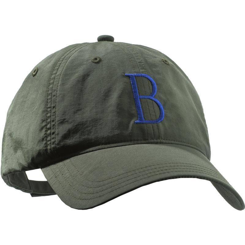 CASQUETTE HOMME BERETTA THE BIG B HAT - VERT