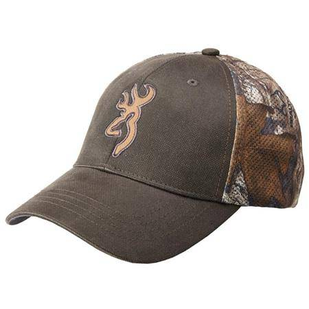 Casquette Homme Browning Brown Buck - Brun/Camo