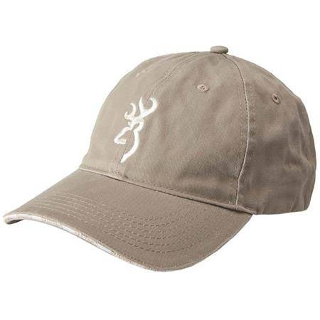 CASQUETTE HOMME BROWNING GREY BUCK - GRIS