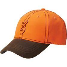 Casquette homme browning opening day blaze - orange