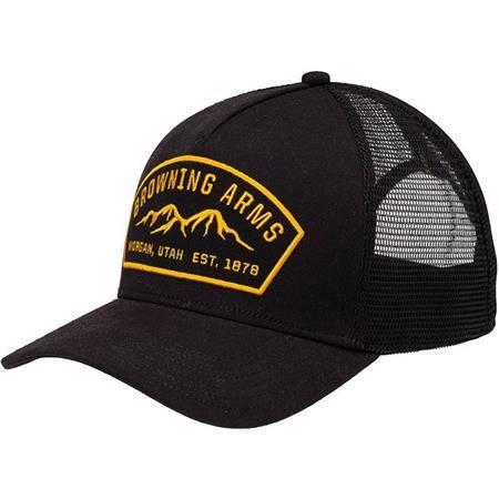 Casquette Homme Browning Ranger - Noir
