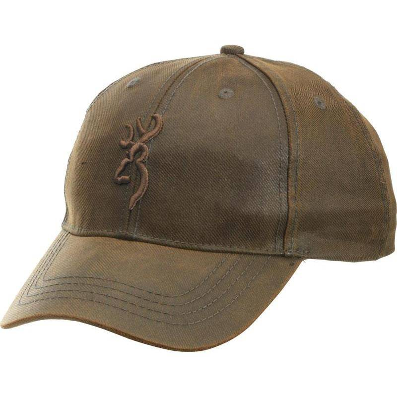 Casquette Homme Browning Rhino Hide - Marron