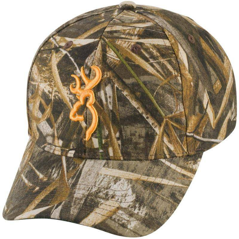 CASQUETTE HOMME BROWNING RIMFIRE CAMOU - 308379761