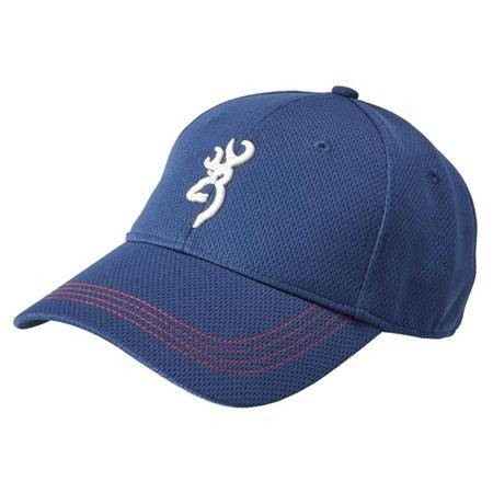 CASQUETTE HOMME BROWNING WHITE BUCK - BLEU
