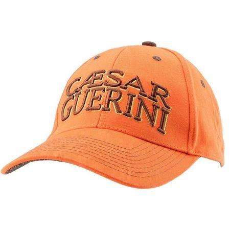 Casquette Homme Caesar Guerini Orange