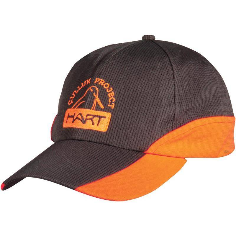 CASQUETTE HOMME HART ARMOTION EVO-C - MARRON/ORANGE