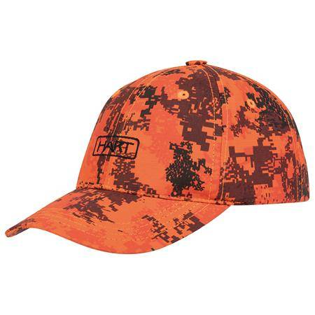 Casquette Homme Hart Ibero - Camo Orange