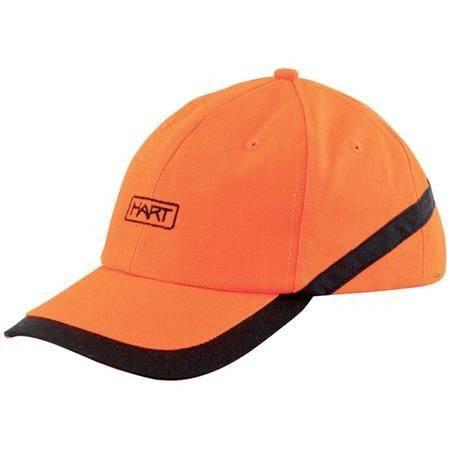 Casquette Homme Hart Wild-C - Orange