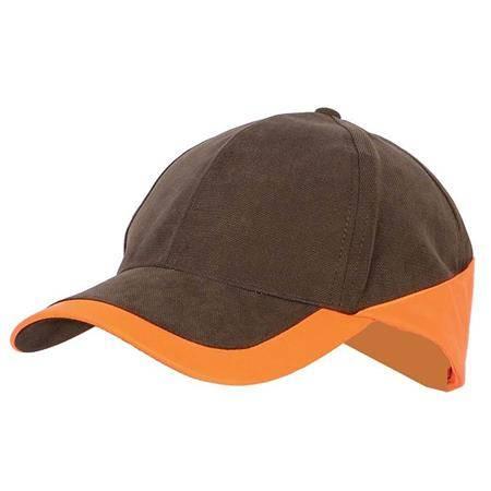 Casquette Homme Somlys 908 - Marron/Orange