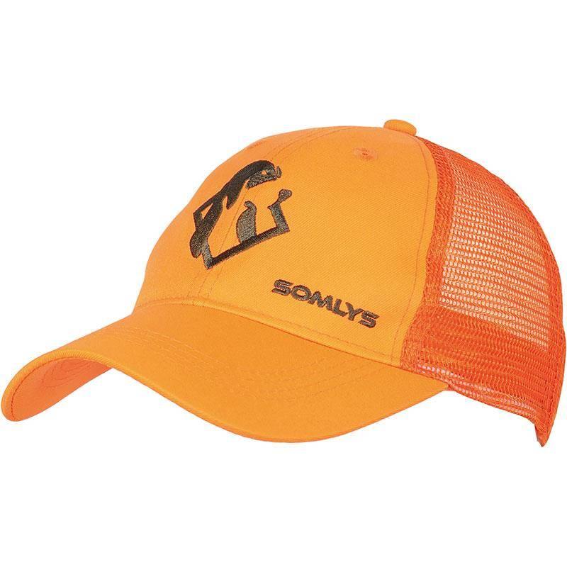 Casquette Homme Somlys 920 - Orange
