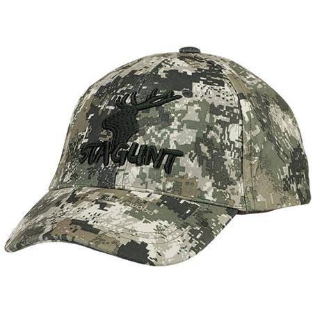 CASQUETTE HOMME STAGUNT CAMO CAP - GREEN PIXEL