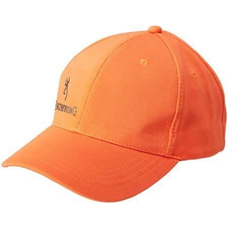 Casquette Homme Winchester Visibility - Orange
