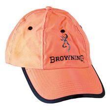 Casquette junior browning jeune chasseur - orange