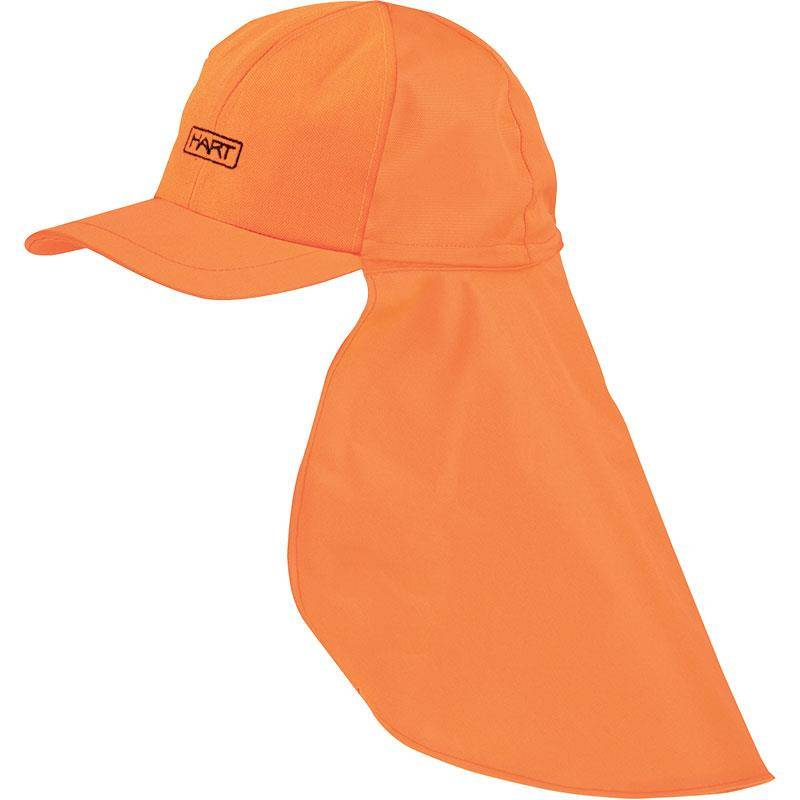 Casquette Mixte Hart Iron2-C - Orange