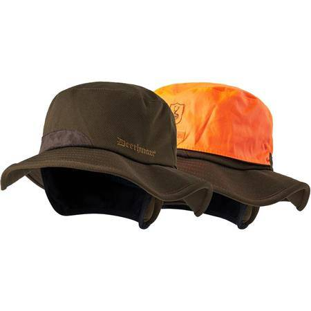 CHAPEAU DEERHUNTER MUFLON REVERSIBLE - ART GREEN