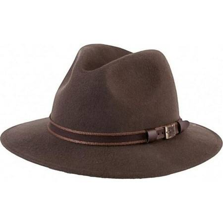Chapeau Homme Browning Classique - Marron
