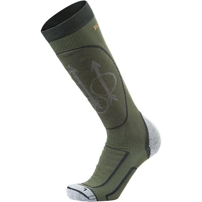 Chaussettes Homme Beretta Hunting Cordura Socks - Vert
