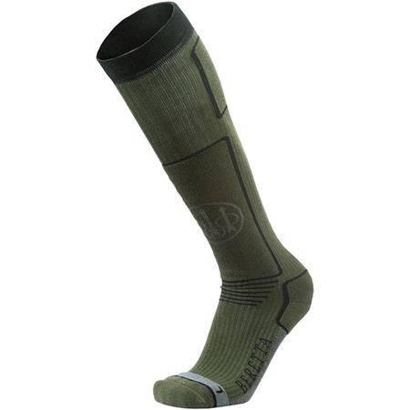 Chaussettes Homme Beretta Hunting Long Socks - Vert