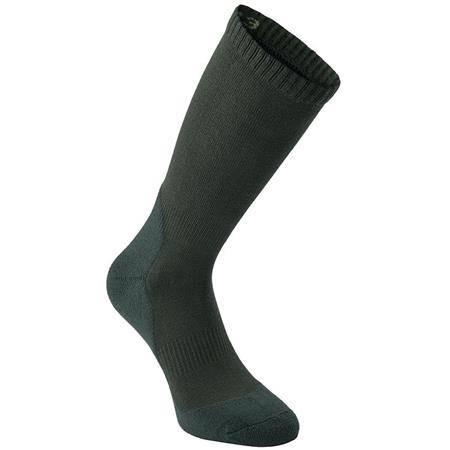 Chaussettes Homme Deerhunter Cool Max Socks - Kaki - Par 2