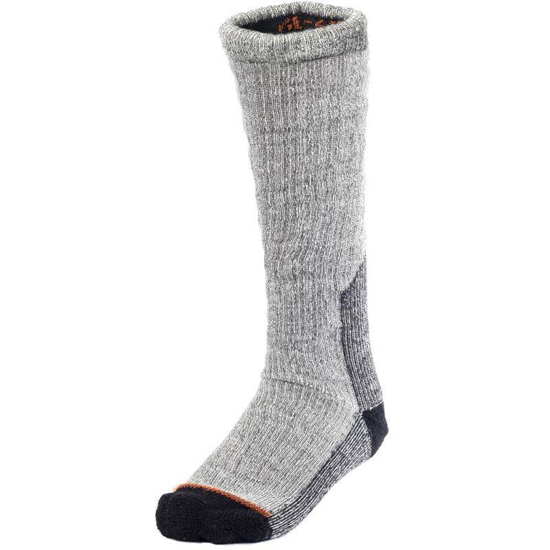 CHAUSSETTES HOMME GEOFF ANDERSON BOOTWARMER - GRIS