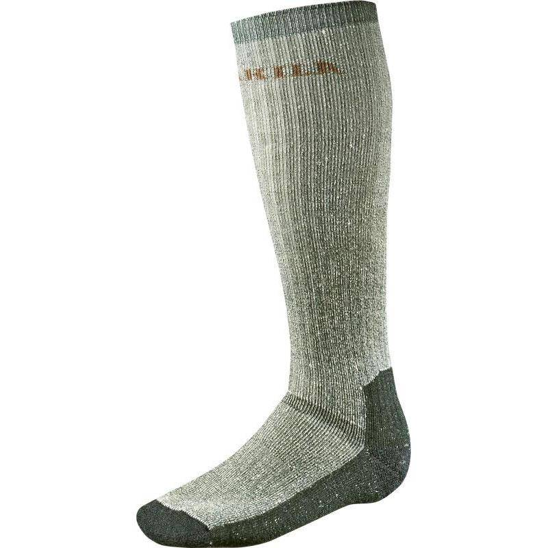 Chaussettes Homme Harkila Expedition Longue - Vert