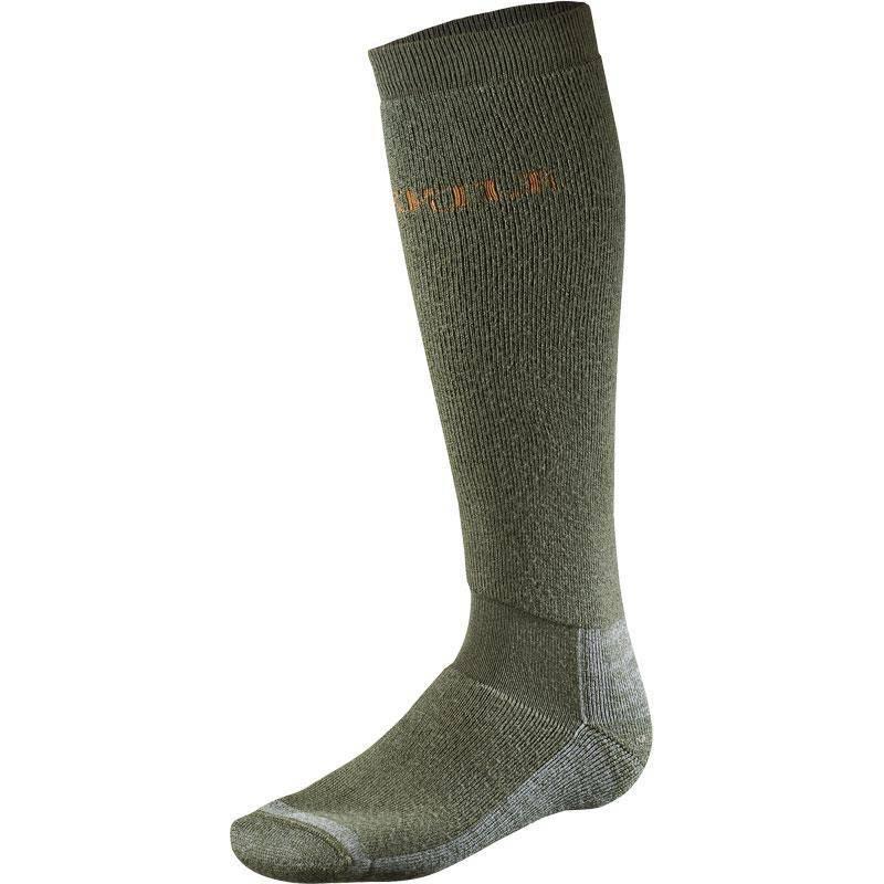 Chaussettes Homme Harkila Pro Hunter Longue - Vert