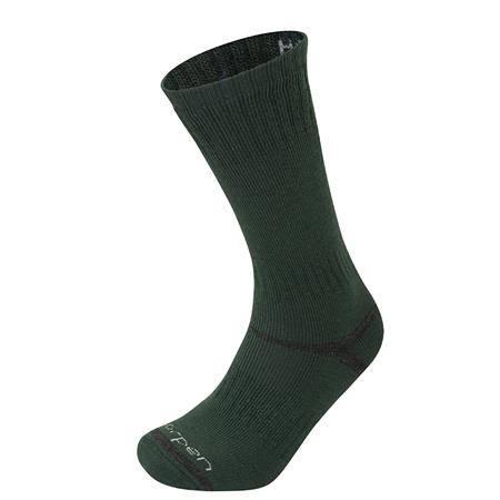 Chaussettes Homme Lorpen Hunting - Vert - Par 2