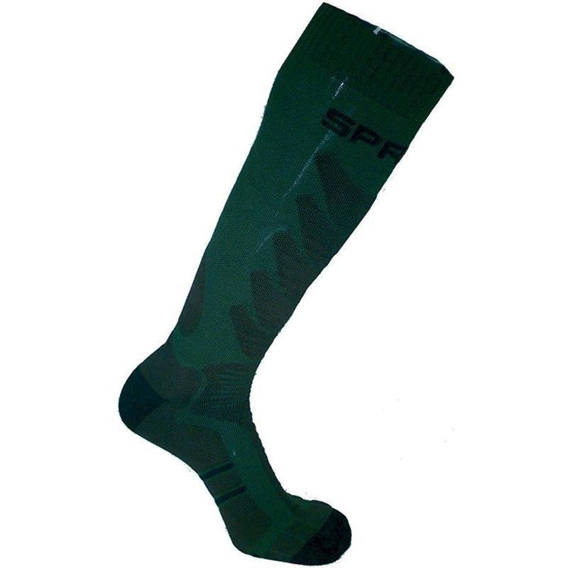 Chaussettes Homme Roc Import Crew Base Sock - Vert