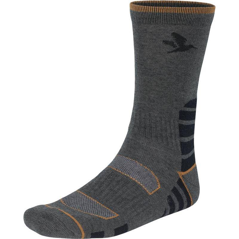 Chaussettes Homme Seeland Hawker Stalking - Gris