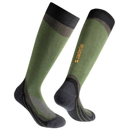 Chaussettes Homme Zamberlan Forest Haute - Vert