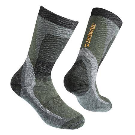 Chaussettes Homme Zamberlan Thermo Forest Low - Vert