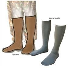 Chaussettes longues homme thermiques roc import m-soxx