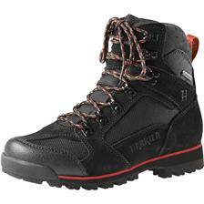"Chaussures femme harkila backcountry ii lady gtx 6"" - noir"
