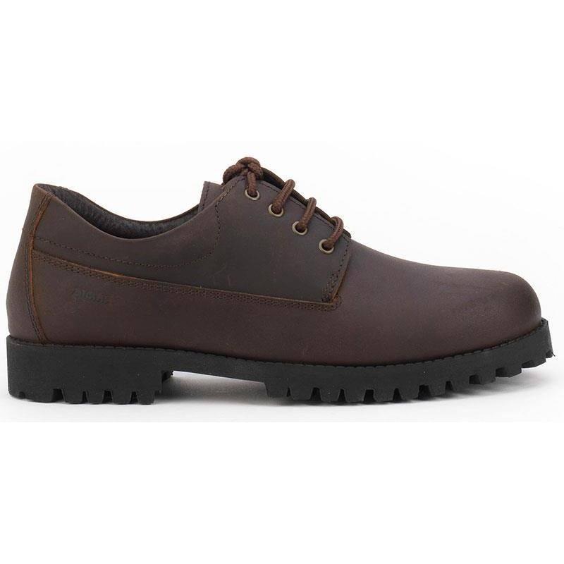 Chaussures Homme Aigle Galego 2 - Marron/Noir