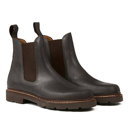 Chaussures Homme Aigle Quercy - Marron
