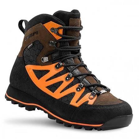 Chaussures Homme Crispi Ascent Evo Gtx - Marron/Orange