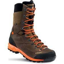 Chaussures homme crispi titan gtx - marron